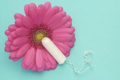 Make tampons infertile