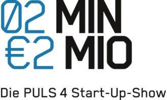 Logo 2 Minuten 2 Millionen