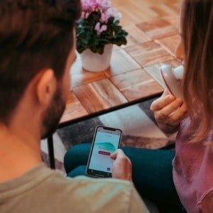 Verbindung breathe ilo mit Smartphone App